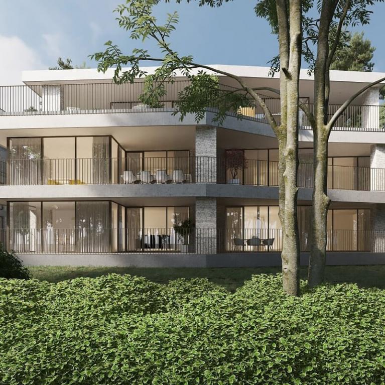 Appartementen Hoog Beerzel
