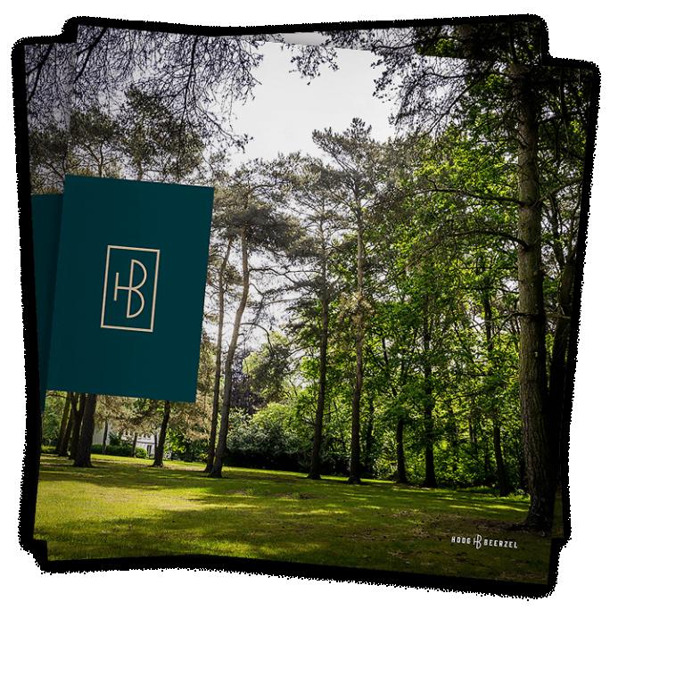 Plan brochure Hoog Beerzel